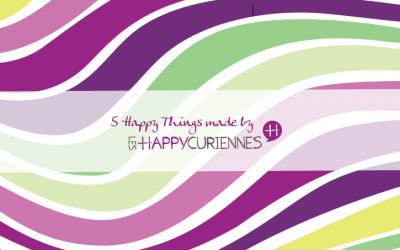 5 bonnes raisons de soutenir Les Happycuriennes sur Ulule !