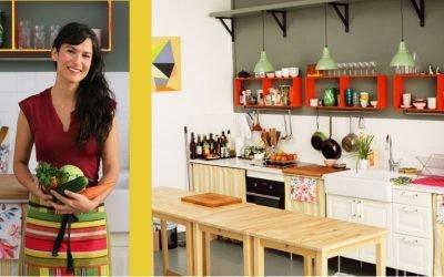 Rencontrez Ôna, passionnée de cuisine végétale & bio