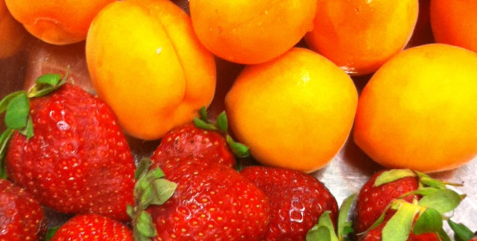 Ces fruits de saison vitaminés qui font sourire notre peau ★ Août