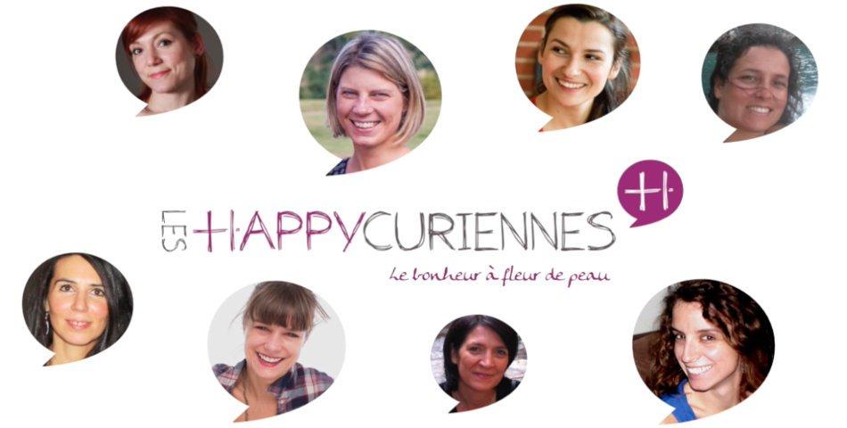 La famille des Happycuriennes cosmetique bio et vegan