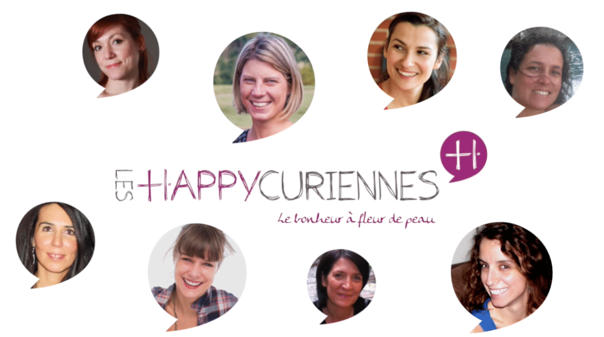 La famille des Happycuriennes - Co-creation cosmetique
