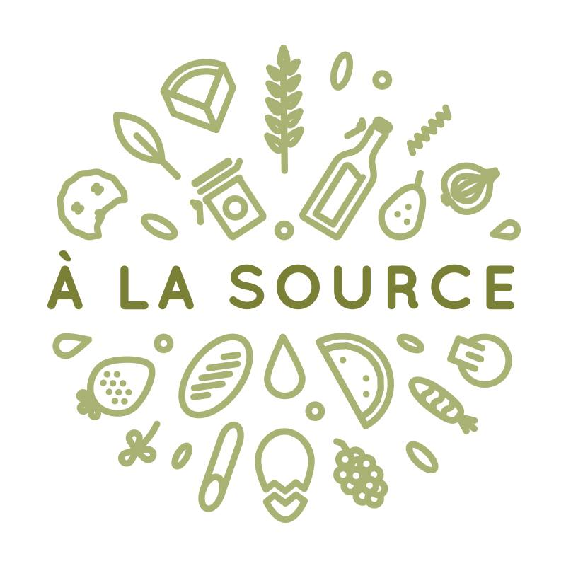 A la Source, boutique de vrac à Lyon, point de collecte Les Happycuriennes, objectif zéro déchet