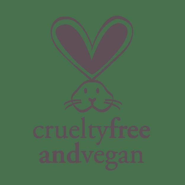 Le label Vegan et cruelty free atteste que nos cosmétiques sont dépourvus d'ingrédients d'origine animale et ne sont pas testés sur animaux