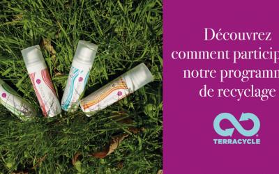 Recyclez vos flacons happycuriens pour leur offrir une seconde vie !