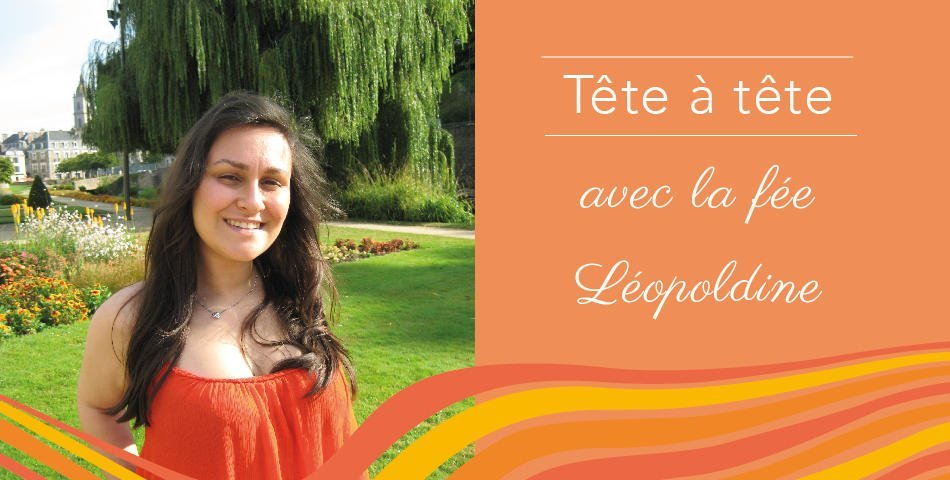 Rencontrez Léopoldine, Naturopathe Créatrice d'Harmonie et de Bonheur