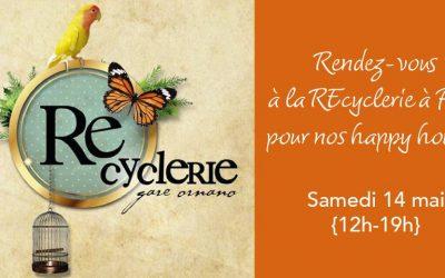 Nos cosmétiques bio et véganes à découvrir à La REcyclerie !