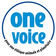 label vegan one voice bleu pour la cosmetique vegan