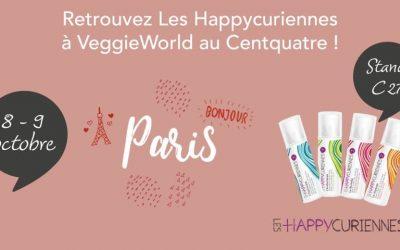 Retrouvez-nous au salon VeggieWorld les 8-9 octobre 2016 à Paris !