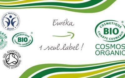 COSMOS, le nouveau label de la cosmétique bio