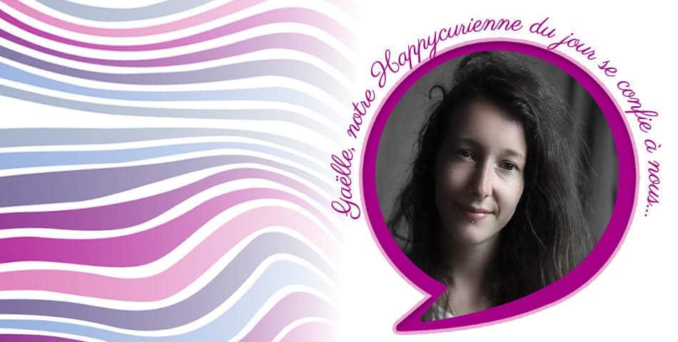 Portrait de notre Happycurienne GAËLLE
