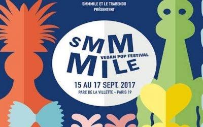 Retrouvez Les Happycuriennes au Festival vegan Smmmile !