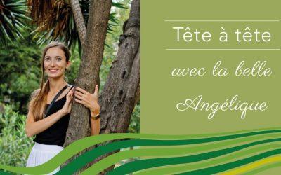 Rencontrez Angélique, naturopathe et auteure du blog Glam & Conscious