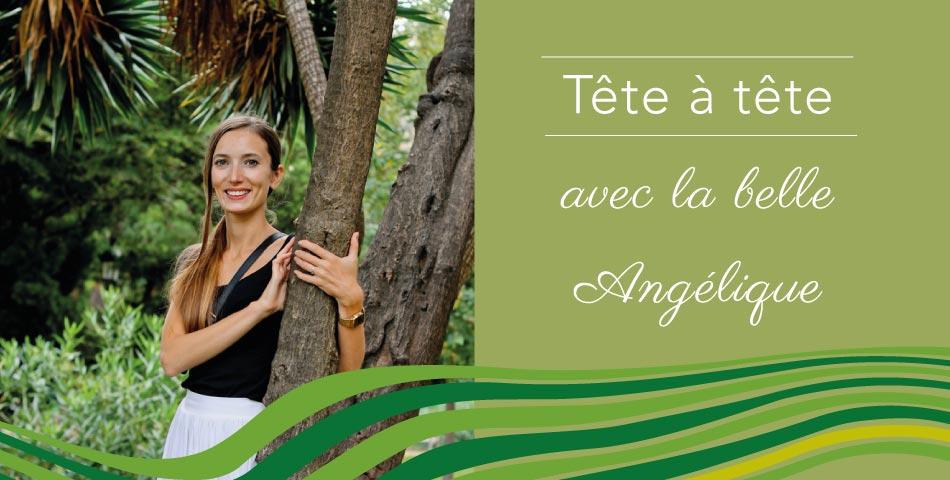 Rencontrez Angélique, une blogueuse green et vegan adepte de l'Happycurisme