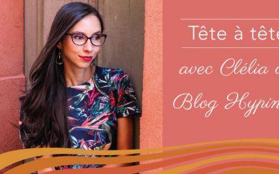 Rencontrez Clélia, auteure du joyeux blog Hypiness