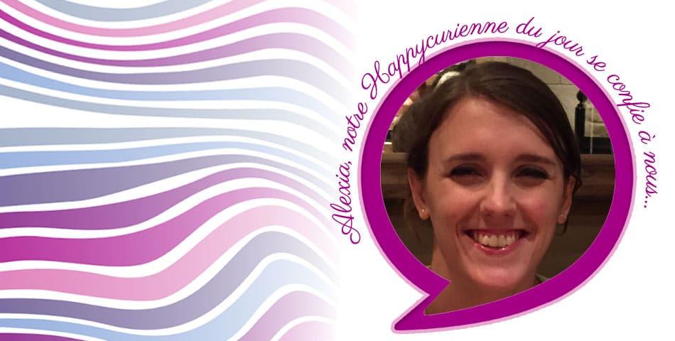 Rencontrez Alexia, fidèle Happycurienne et adepte de La Re-belle