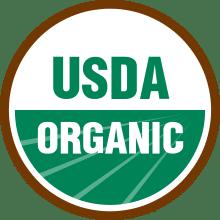 Label bio en cosmétique, USDA Organic aux Etats Unies