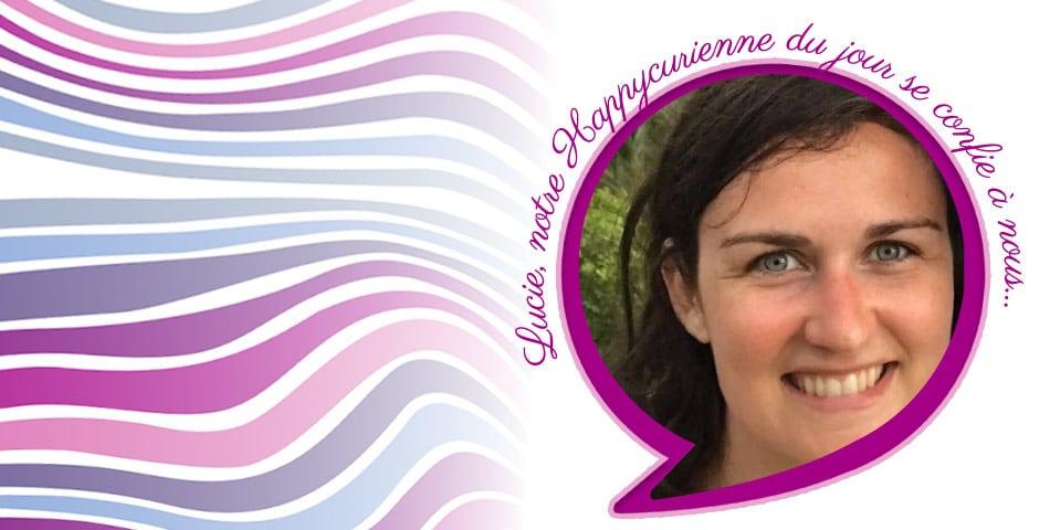 Lucie, adepte de l'Audacieuse des Happycuriennes