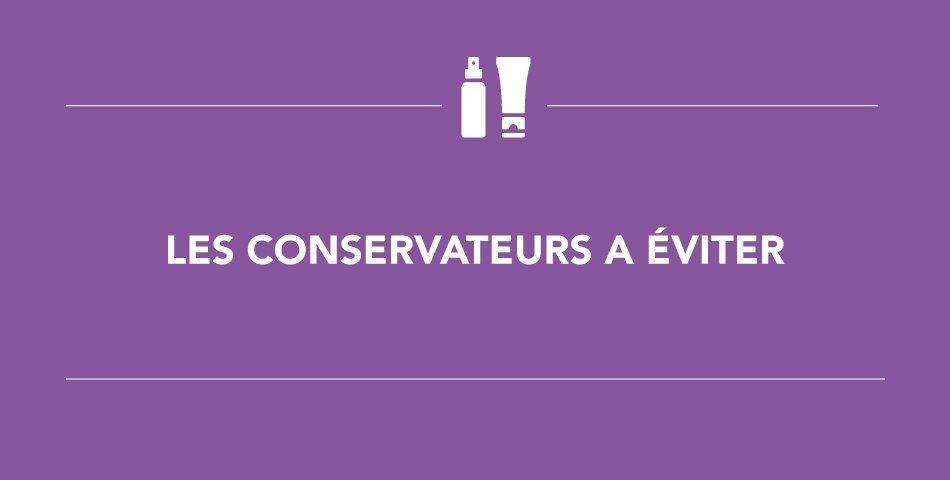 6 conservateurs néfastes à éviter en cosmétique