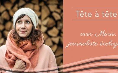 Marie, journaliste et créatrice du magazine Druidéesse