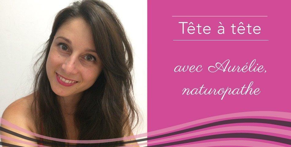 Aurélie, naturopathe et kinésiologue à Castelnaudary