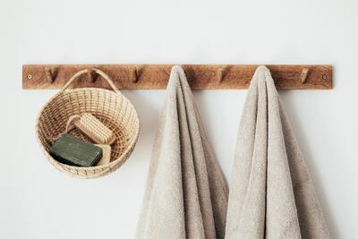 La composition naturelle du savon saponifié à froid bio