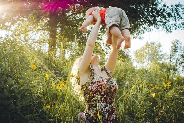Les substances toxiques que l'on retrouve dans les produits pour bébé