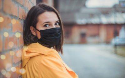 Masque et acné, comment prendre soin de sa peau ?
