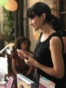 Carole Marchais, experte diagnotic peau gratuit